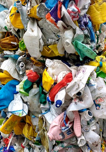 Residuos sólidos urbanos y de manejo especial peligrosos industriales